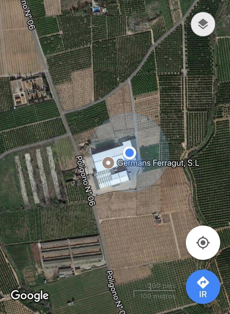 Localización Ferragut